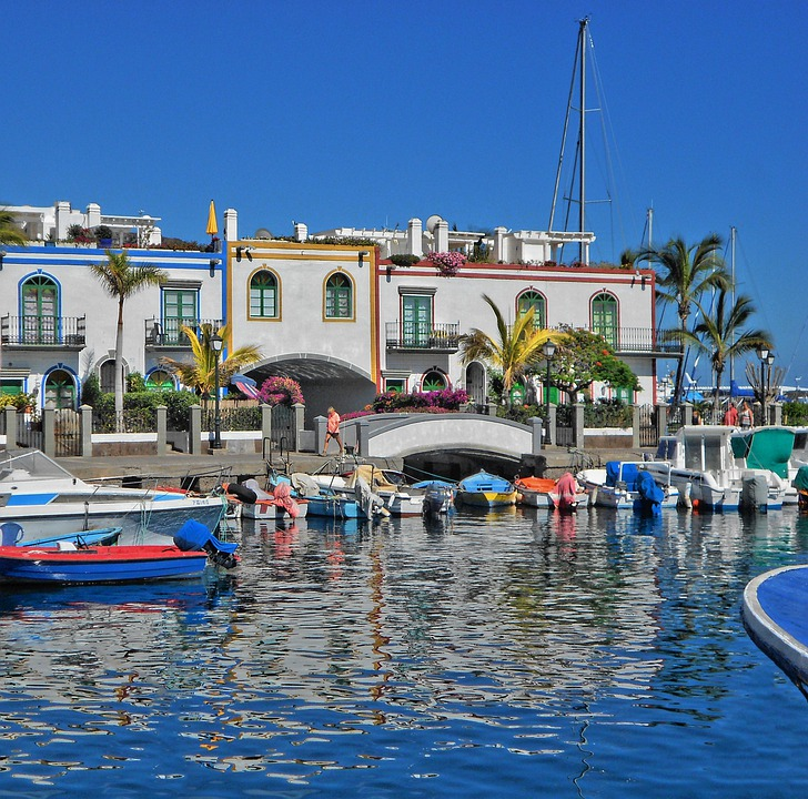 gran-canaria-Puerto de Mogán