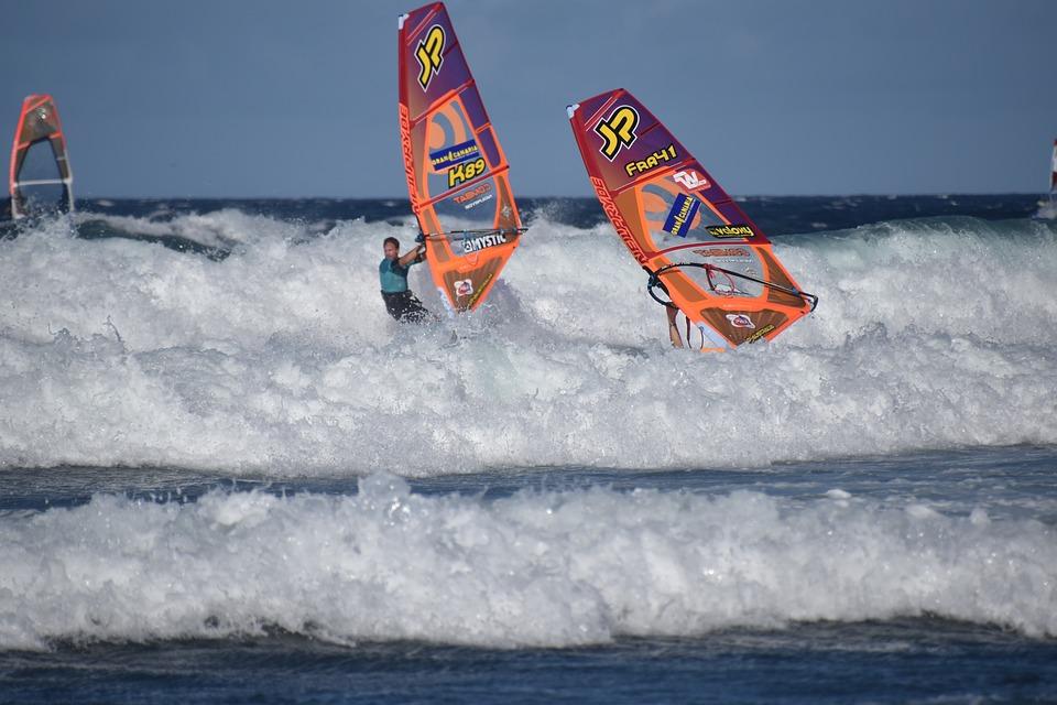 windsurfing-Gran-Canaria-Sport